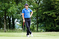 Clement Berardo (FRA) in action during previews ahead of the Hauts de France-Pas de Calais Golf Open, Aa Saint-Omer GC, Saint- Omer, France. 12/06/2019<br /> Picture: Golffile | Phil Inglis<br /> <br /> <br /> All photo usage must carry mandatory copyright credit (© Golffile | Phil Inglis)
