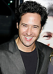 """BEVERLY HILLS, CA. - November 13: Actor Rob Morrow  arrives at the Los Angeles Premiere of """"Milk"""" at the Academy of Motion Pictures Arts and Sciences on November 13, 2008 in Beverly Hills, California."""