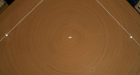 Basebase or softball diamond aerial view. Photo/Andrew Shurtleff Photography, LLC
