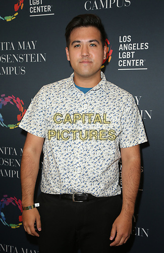 LOS ANGELES, CA -APRIL 7: Owin Pierson, at Grand Opening Of The Los Angeles LGBT Center's Anita May Rosenstein Campus at Anita May Rosenstein Campus in Los Angeles, California on April 7, 2019.<br /> CAP/MPIFS<br /> ©MPIFS/Capital Pictures