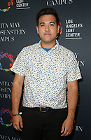LOS ANGELES, CA -APRIL 7: Owin Pierson, at Grand Opening Of The Los Angeles LGBT Center's Anita May Rosenstein Campus at Anita May Rosenstein Campus in Los Angeles, California on April 7, 2019.<br /> CAP/MPIFS<br /> &copy;MPIFS/Capital Pictures