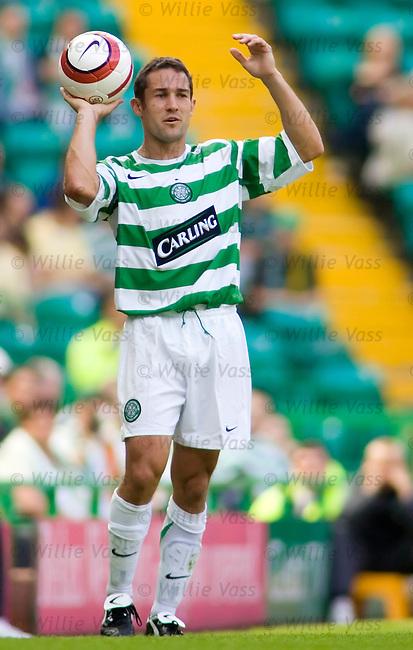 Paul Telfer, Celtic.stock season 2005-2006.pic willie vass