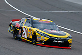 #20: Christopher Bell, Joe Gibbs Racing, Toyota Camry GameStop Transformers