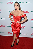 LOS ANGELES - NOV 21:  Abigail Mac at the 2020 AVN Awards Nominations Party at the Avalon on November 21, 2019 in Los Angeles, CA