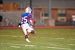 John Curtis running back Torrey Pierce takes off on a 69 yard touchdown run as John Curtis defeated Newman 34-7 at Muss Bertolino Stadium on Sept. 24, 2009.