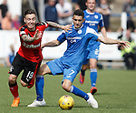 Barrie McKay and Alex Harris
