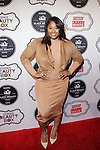 Jazmine Sullivan Attends the 2016 ESSENCE Best in Black Beauty Awards Carnival