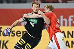 20180121 EHF Euro 2018, Dänemark (DEN) vs Deutschland (GER)