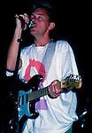 New Order - Bernard Sumner 1988