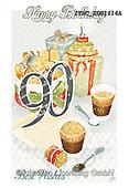 Marcello, CHILDREN BOOKS, BIRTHDAY, GEBURTSTAG, CUMPLEAÑOS, paintings+++++,ITMCEDH1414A,#bi#, EVERYDAY ,age cards