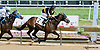 Tuscan Getaway winning at Delaware Park on 6/22/13