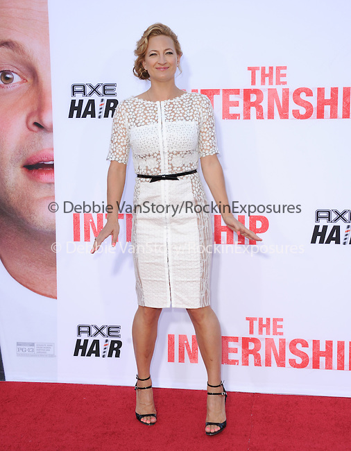 Zoe Bell at The Twentieth Century Fox World Premiere of The Internship held at The Regency Village Theatre in Westwood, California on May 29,2013                                                                   Copyright 2013 Hollywood Press Agency