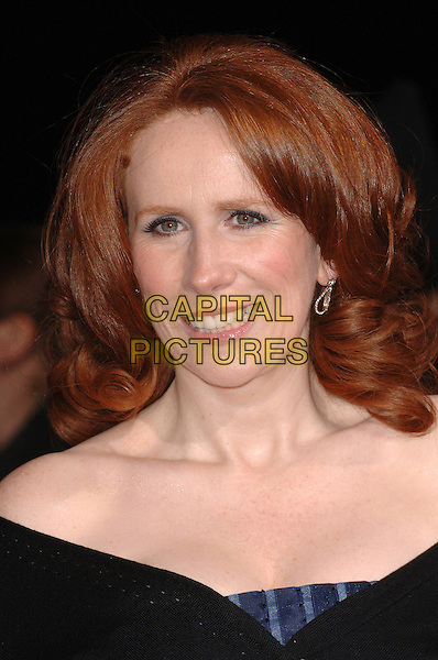 CATHERINE TATE.The National Television Awards 2006, Royal Albert Hall, London, UK. .October 31st, 2006.headshot portrait.CAP/BEL.©Belcher/Capital Pictures