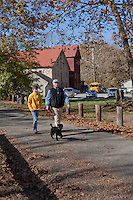 Father and Son, Prallsville Mills, Stockton, New Jersey