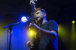 Spanish music Triangulo de Amor Bizarro at Dcode music festival in Madrid. September 10, 2016. (ALTERPHOTOS/Rodrigo Jimenez)