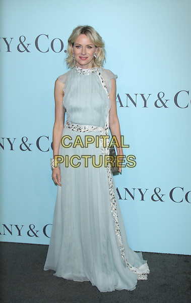 04 15,  2016: Naomi Wattsat TIFFANY &amp;  CO. 2016 BLUE BOOK at the Cunard Building in New York, USA April 15, 2016,<br /> CAP/MPI/RW<br /> &copy;RW/MPI/Capital Pictures