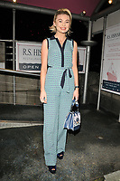 Georgia &quot;Toff&quot; Toffolo at the Mark Hill haircare brand launch party, MV Hispaniola, Victoria Embankment, London, England, UK, on Wednesday 07 March 2018.<br /> CAP/CAN<br /> &copy;CAN/Capital Pictures