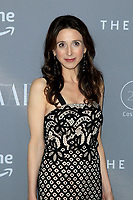 LOS ANGELES - FEB 20:  Marin Hinkle at the 20th Costume Designers Guild Awards at the Beverly Hilton Hotel on February 20, 2018 in Beverly Hills, CA