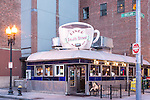 The South Street Diner in Boston, Massachusetts, USA