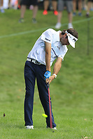 Bubba Watson (USA) in the rough on the 2nd hole during Saturday's Round 3 of the WGC Bridgestone Invitational 2017 held at Firestone Country Club, Akron, USA. 5th August 2017.<br /> Picture: Eoin Clarke | Golffile<br /> <br /> <br /> All photos usage must carry mandatory copyright credit (&copy; Golffile | Eoin Clarke)