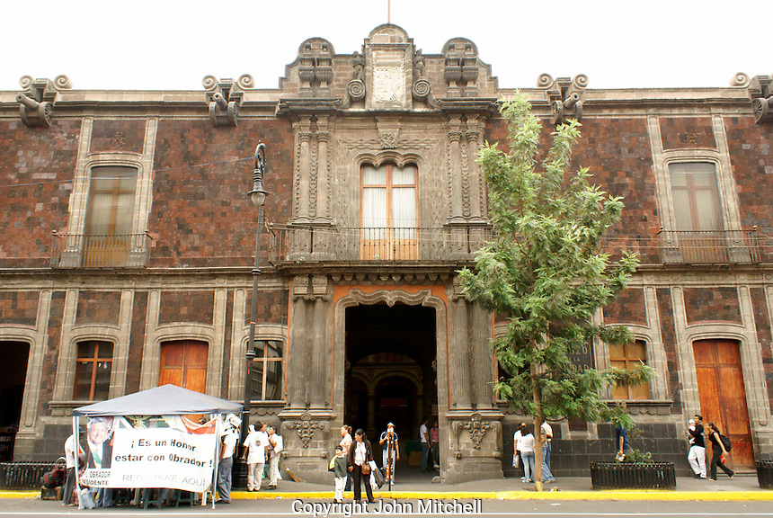 Mexico City Museum or Museo de la Ciudad de Mexico, Mexico City, Mexico