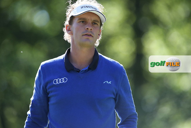Joost LUITEN (NED) during Round One of the 2015 BMW PGA Championship over the West Course at Wentworth, Virginia Water, London. 21/05/2015Picture David Lloyd, www.golffile.ie.