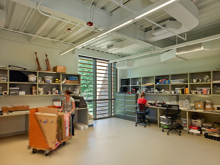 The Gund Gallery at Kenyon College | Architect: Gund Partnership