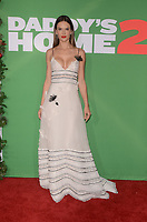 WESTWOOD, CA - NOVEMBER 5: Alessandra Ambrosio at the premiere of Daddy's Home 2 at the Regency Village Theater in Westwood, California on November 5, 2017. <br /> CAP/MPI/DE<br /> &copy;DE/MPI/Capital Pictures