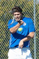 Men's Tennis vs Nichols_4-13-16