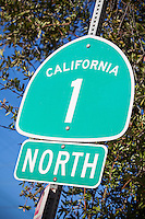California Highway 1 North
