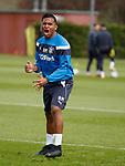 07.05.2018 Rangers training: Alfredo Morelos
