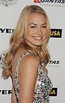 HOLLYWOOD, CA - January 22: Yvonne Strahosvski  arrives at the G'Day USA Australia Week 2011 Black Tie Gala at the Hollywood Palladium on January 22, 2011 in Hollywood, California.