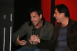 All My Children's Ricky Paull Goldin & Vincent Irizarry came to see fans on November 21, 2009 at Uncle Vinnie's Comedy Club at The Lane Theatre in Staten Island, NY for a VIP Meet and Greet for photos, autographs and a Q & A on stage. (Photo by Sue Coflikn/Max Photos)