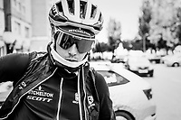 restday 2 at the Mitchelton-Scott team hotel<br /> <br /> La Vuelta 2019<br /> <br /> ©kramon