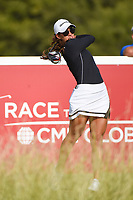 Maria Fassi (MEX) watches her tee shot on 10 during round 4 of the Volunteers of America Texas Classic, the Old American Golf Club, The Colony, Texas, USA. 10/6/2019.<br /> Picture: Golffile | Ken Murray<br /> <br /> <br /> All photo usage must carry mandatory copyright credit (© Golffile | Ken Murray)