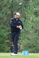 Shane Lowry (IRL) in action at Monterey Peninsula Country Club during the third round of the AT&T Pro-Am, Pebble Beach Golf Links, Monterey, USA. 09/02/2019<br /> Picture: Golffile | Phil Inglis<br /> <br /> <br /> All photo usage must carry mandatory copyright credit (© Golffile | Phil Inglis)