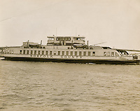 1955 March 30..Historical..Norfolk County Ferry...VP Perry Breon.NEG#.NRHA#..