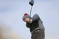 Andrew McCormack (Castletroy) during the first round of matchplay at the 2018 West of Ireland, in Co Sligo Golf Club, Rosses Point, Sligo, Co Sligo, Ireland. 01/04/2018.<br /> Picture: Golffile | Fran Caffrey<br /> <br /> <br /> All photo usage must carry mandatory copyright credit (&copy; Golffile | Fran Caffrey)