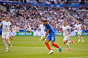 June 13th 2017, Stade de France, Paris, France; International football friendly, France versus England;  KYLIAN MBAPPE (fra)