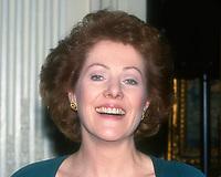 Lynn Redgrave 1986<br /> Photo By John Barrett/PHOTOlink