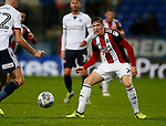 John Lundstram of Sheffield Utd  during the Championship match at the Macron Stadium, Bolton. Picture date 12th September 2017. Picture credit should read: Simon Bellis/Sportimage
