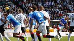 25.08.2019 St Mirren v Rangers: Borna Barisic scores for Rangers