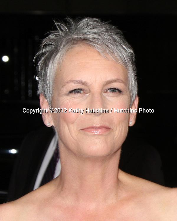 LOS ANGELES - NOV 20:  Jamie Lee Curtis arrives to the 'Hitchcock' Premiere at Academy of Motion Pictures Arts and Sciences on November 20, 2012 in Los Angeles, CA
