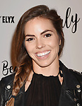 CULVER CITY, CA - OCTOBER 21: Actress Courtney Turk attends the Dorit Kemsley Hosts Preview Event For Beverly Beach By Dorit at the Trunk Club on October 21, 2017 in Culver City, California.