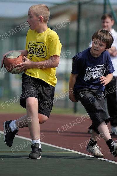 Sainsburys School Games 2013
