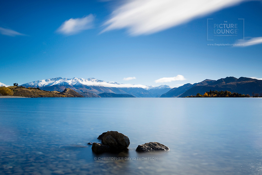 A stunning Wanaka vista, captured in arguably the best of the Central Otago seasons by Wanaka based Landscape Photographer, Christopher David Thompson.