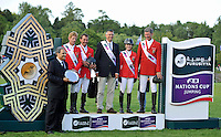The Furusiyya FEI Nations Cup of Great Britain presented by Longines