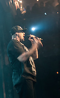 Cypress Hill plays the House of Blues in New Orleans, LA.