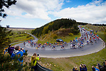 Picture by Shaun Flannery/SWpix.com - 28/04/2017 - Cycling - 2017 Tour de Yorkshire - Stage 1 - Bridlington to Scarborough<br /> <br /> Saltergate Bank