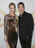 09 February 2019 - Pasadena, California - Rebecca Romijn, Jerry O'Connell. 2019 Winter TCA Tour - Hallmark Channel And Hallmark Movies And Mysteries held at  Tournament House.      <br /> CAP/ADM/PMA<br /> &copy;PMA/ADM/Capital Pictures